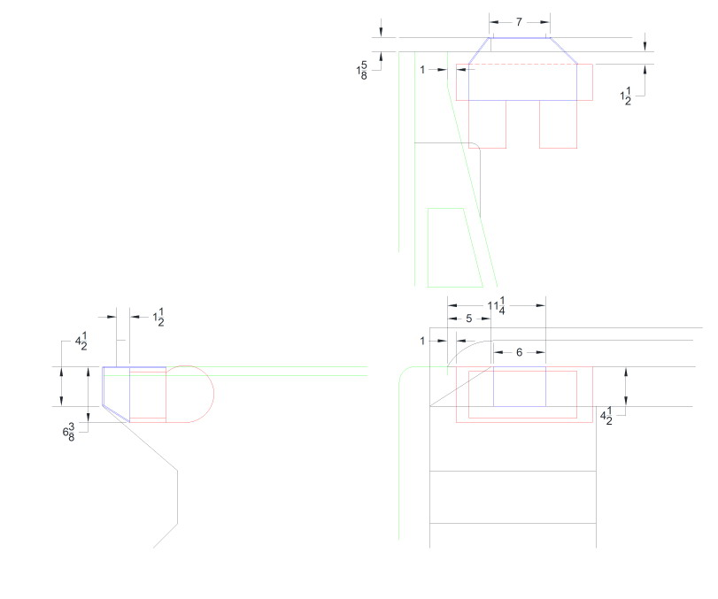 Heater Install Drawing