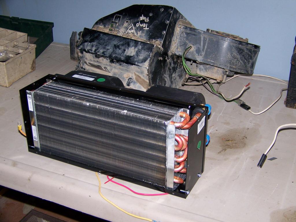 MCC 12-1203 Heater Matrix