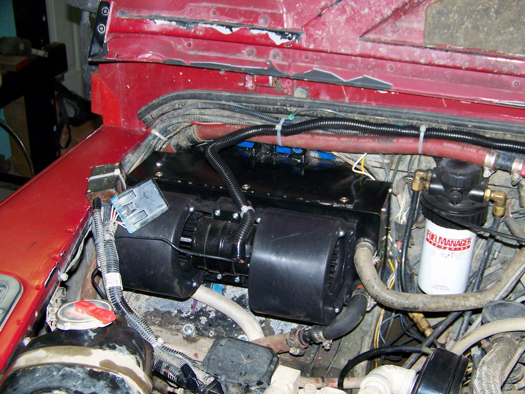 A Better Defender Heater A New Project Tools And